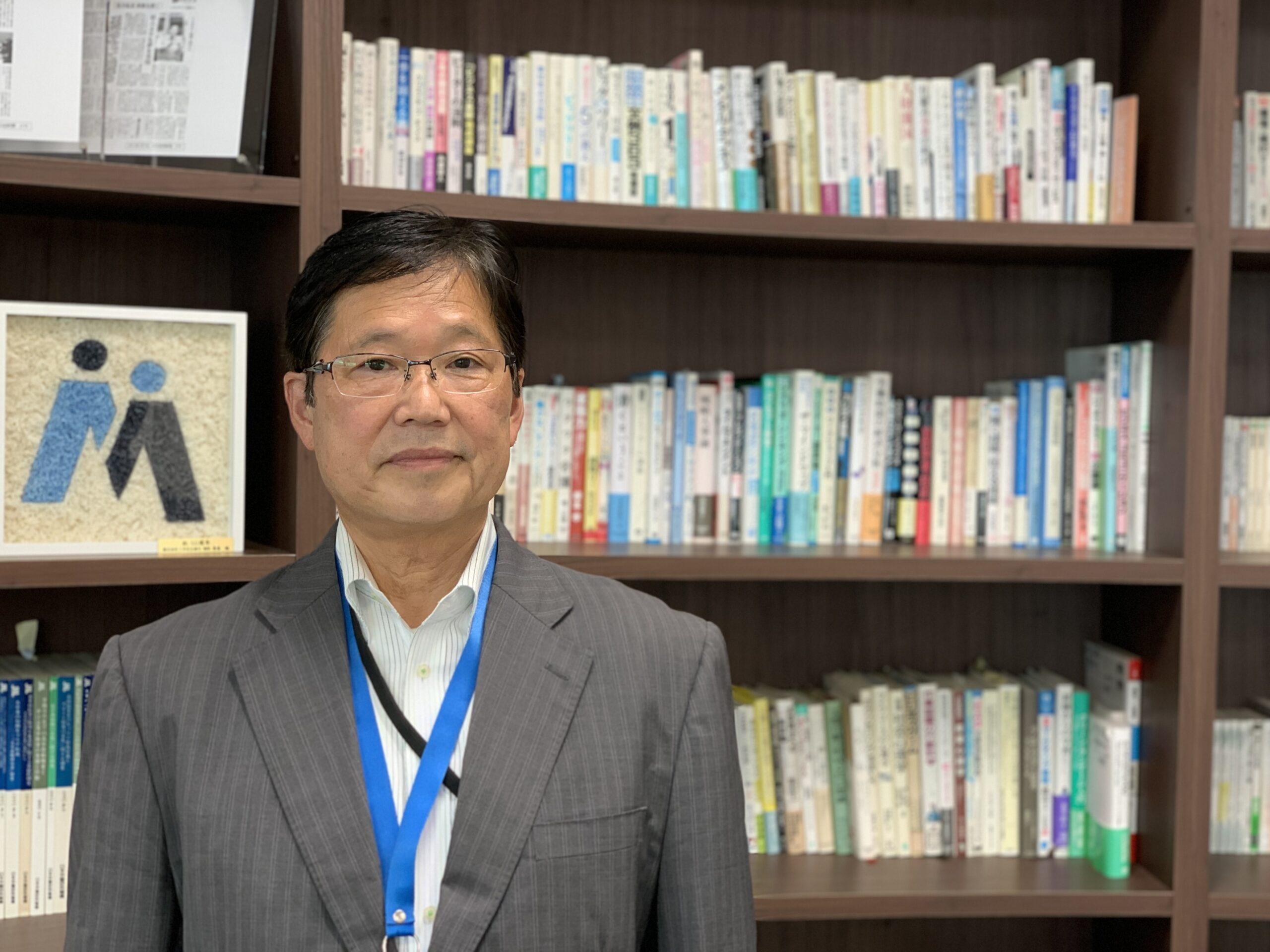 日本マンパワー新藤啓二「新たなことに挑戦の日々。生涯現役で次世代への道しるべを創る」